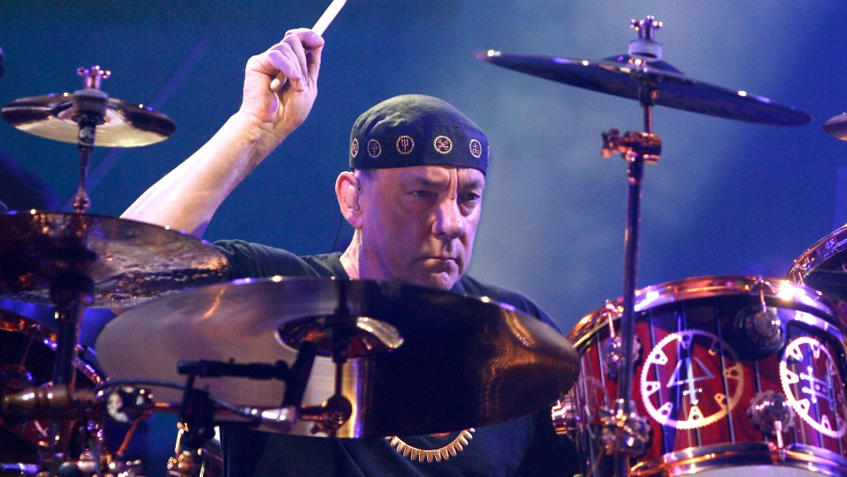 image from Neil Peart